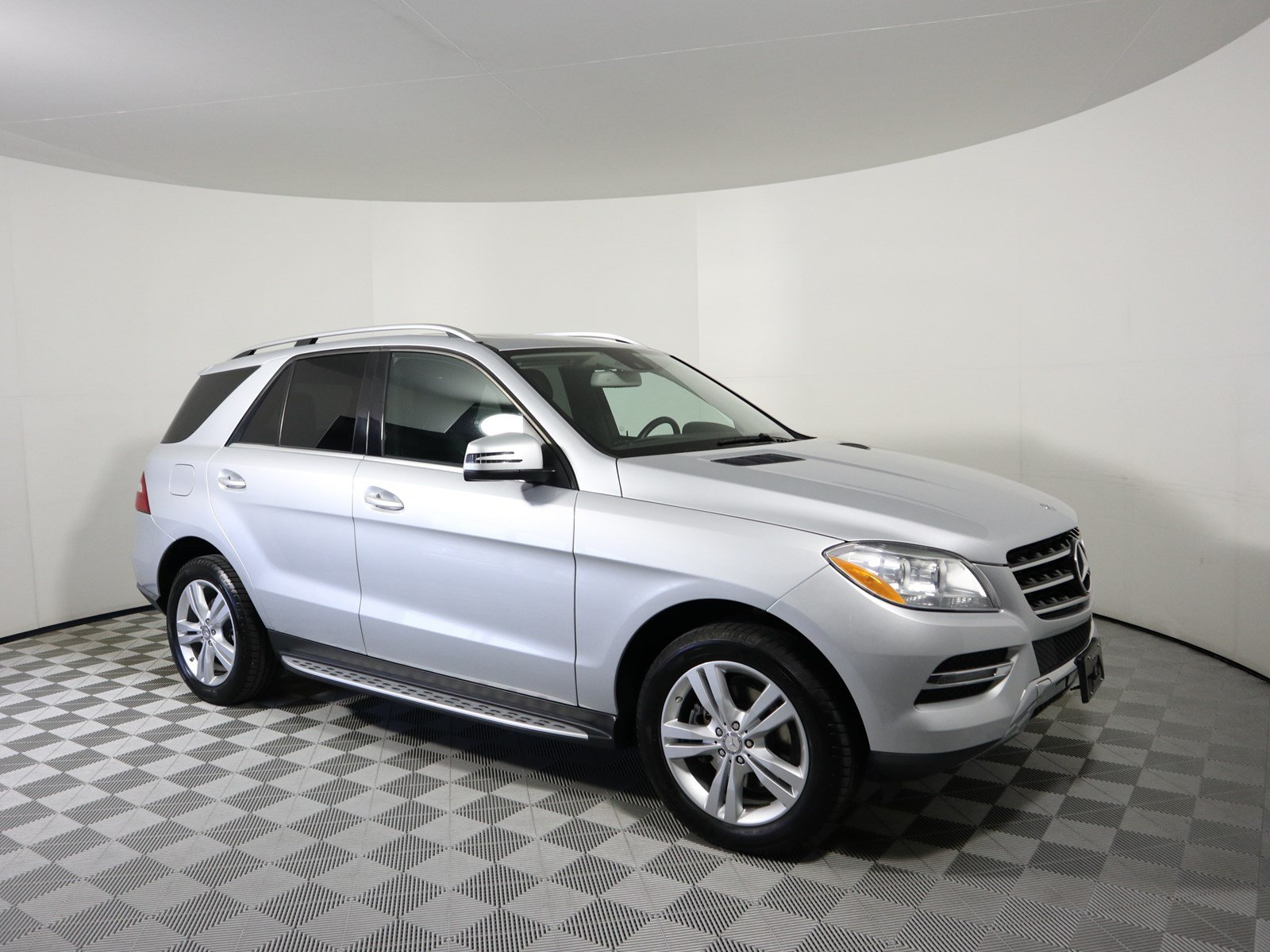 Certified Pre-Owned 2014 Mercedes-Benz M-Class ML 350