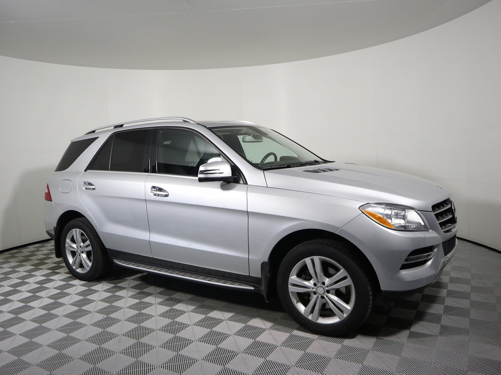 Certified Pre Owned 2014 Mercedes Benz M Class ML 350 Sport Utility