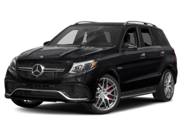 Certified Pre-Owned 2018 Mercedes-Benz GLE AMG® GLE 63 S SUV