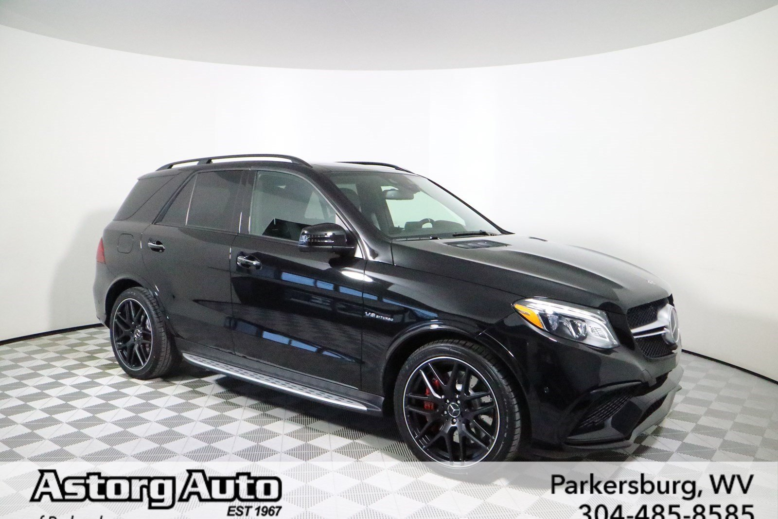 new 2018 mercedes benz gle amg gle 63 s suv suv in. Black Bedroom Furniture Sets. Home Design Ideas