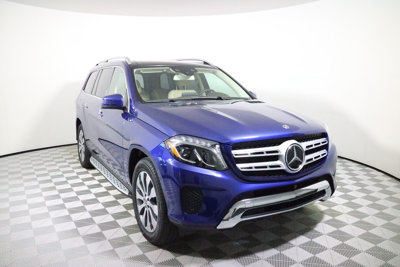 New 2019 Mercedes Benz Gls 450 Suv In Parkersburg M5854 2002 C240 I Connect Indicatorbraketail Lampswiring