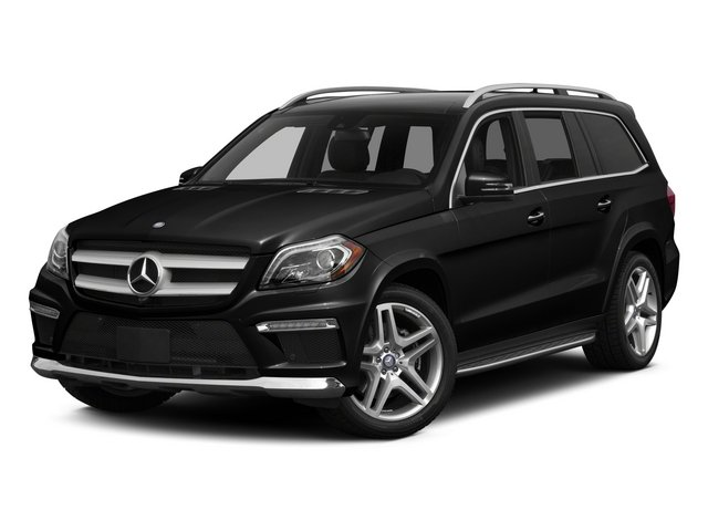 Pre-Owned 2015 Mercedes-Benz GL GL 550
