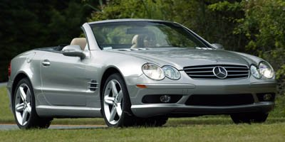 Pre-Owned 2005 Mercedes-Benz SL-Class SL 500