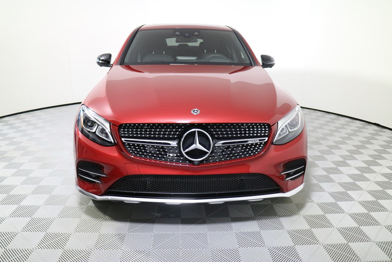 New 2017 mercedes benz glc amg glc 43 4matic coupe coupe for 2017 amg glc 43 coupe mercedes benz