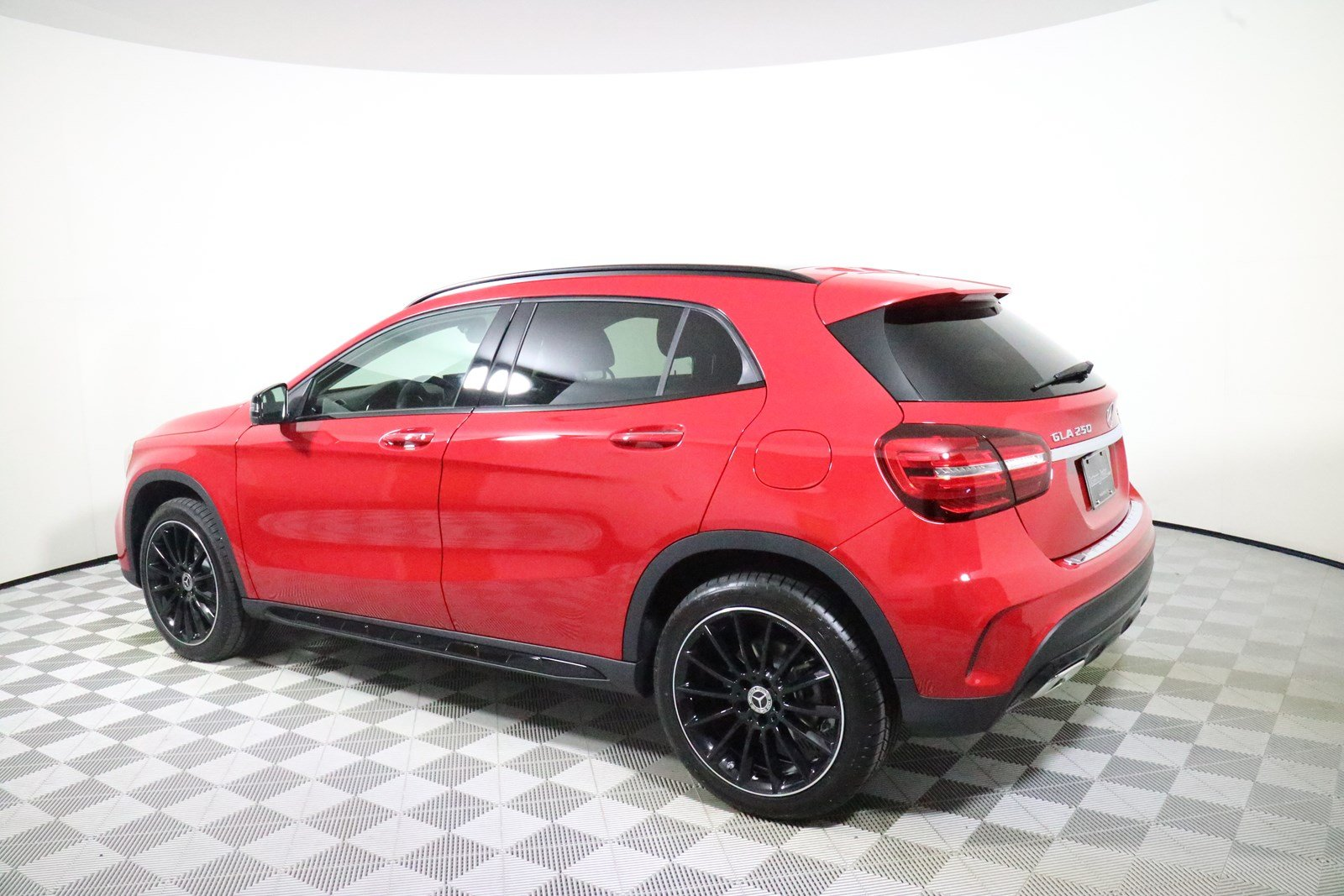 New 2019 Mercedes Benz Gla 250 Suv In Parkersburg M5845 2002 C240 I Connect Indicatorbraketail Lampswiring Astorg Motor Company