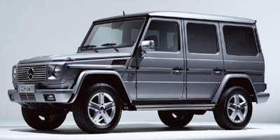 Pre-Owned 2006 Mercedes-Benz G-Class 5.0L