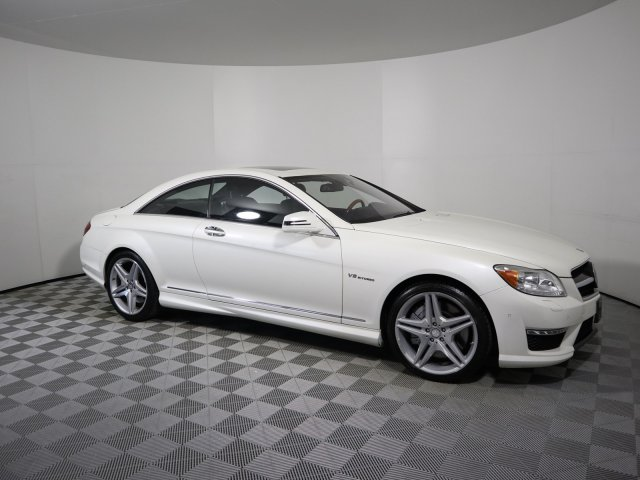 Pre-Owned 2011 Mercedes-Benz CL-Class AMG® CL 63