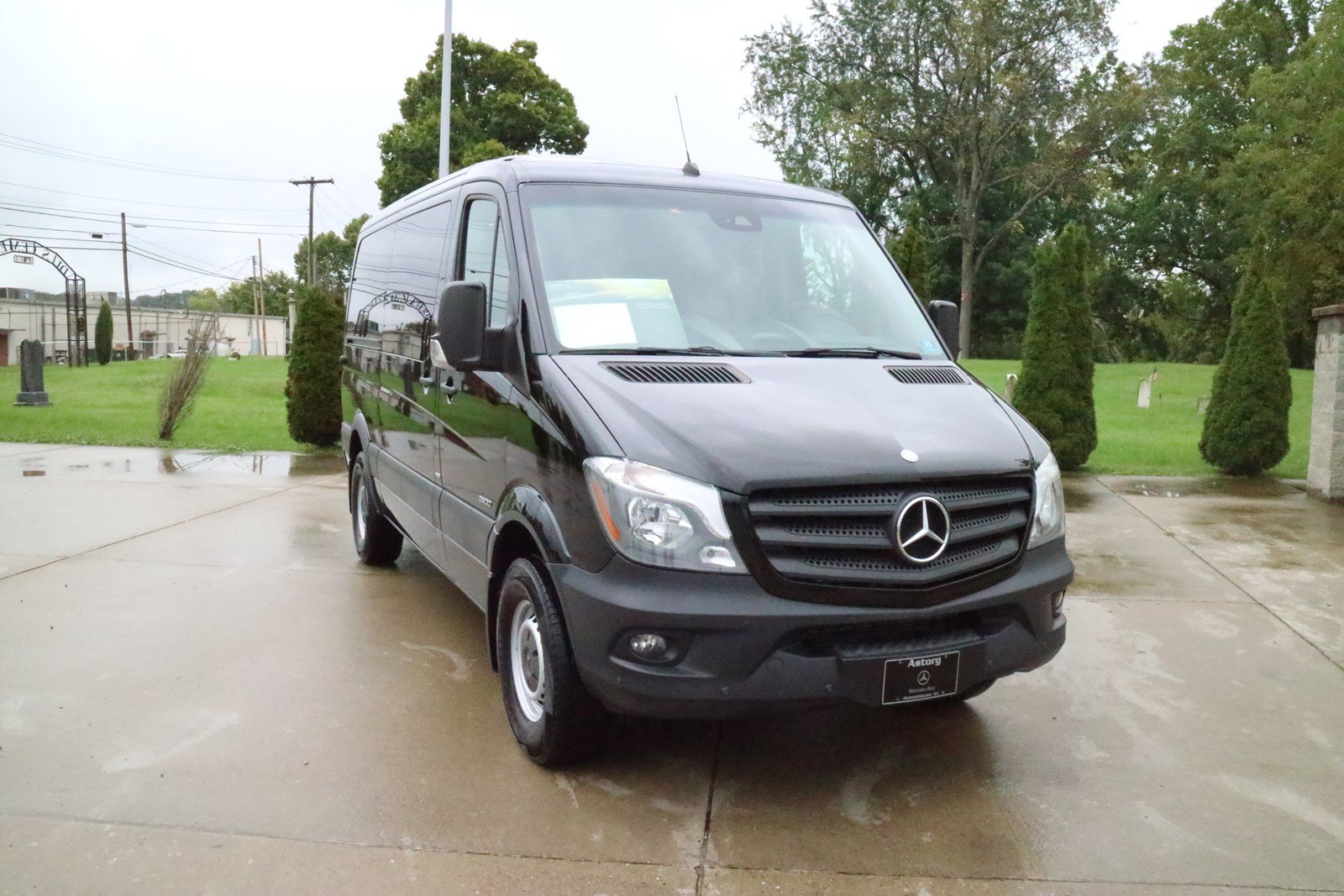 brunswick passenger roof vans sprinter en inventory van mercedes new dieppe benz high in sale for