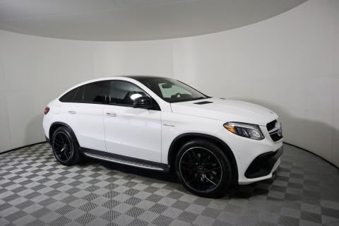 Pre-Owned 2018 Mercedes-Benz GLE AMG® GLE 63 S Coupe
