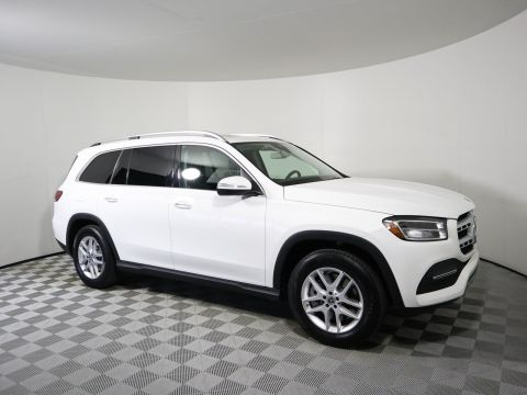 Certified Pre-Owned 2020 Mercedes-Benz GLS GLS 450