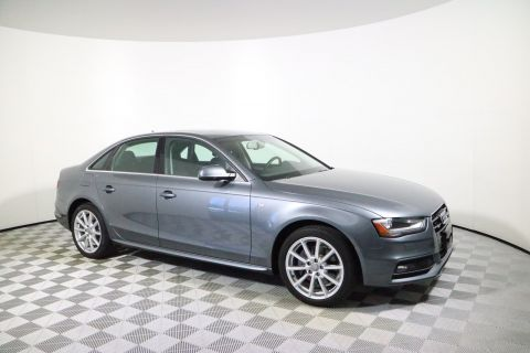 Pre-Owned 2015 Audi A4 Premium Plus