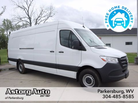 Pre-Owned 2019 Mercedes-Benz Sprinter 2500 Extended Cargo Van