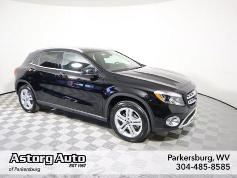 New Mercedes-Benz GLA in Parkersburg | Astorg Motor Company