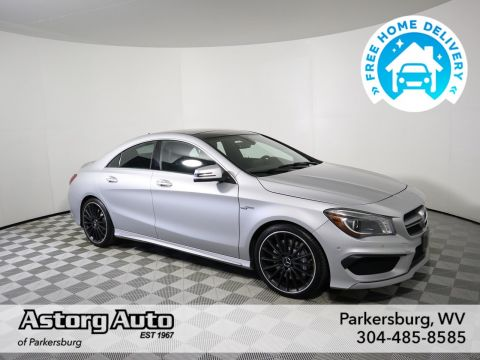 Certified Pre-Owned 2015 Mercedes-Benz CLA AMG® CLA 45