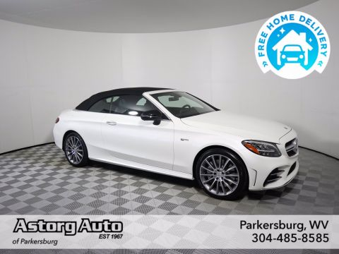 Pre-Owned 2019 Mercedes-Benz C-Class AMG® C 43 Cabriolet
